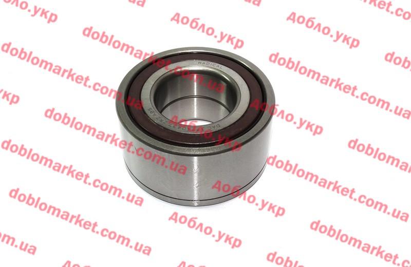Подшипник передней ступицы (ППС) Doblo 2009- (+ABS), Арт. R15854, 46836196, SNR