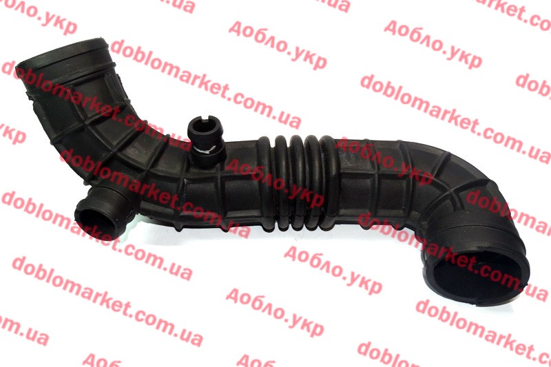 Патрубок воздушного фильтра-впускной коллектор 1.6 16v Doblo 2000-2005, Арт. 46829488, 46829488, 46822681, FIAT