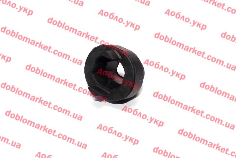 Втулка крепления радиатора верхняя Doblo 2009-, Fiorino 2007-, Linea 2007-, Арт. 51810206, 51810206, FIAT