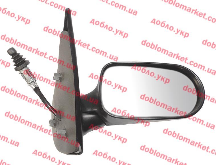 Зеркало правое Albea Siena 2005-2009 (регулировка джойстиком), Арт. E1332, 735362258, SPJ