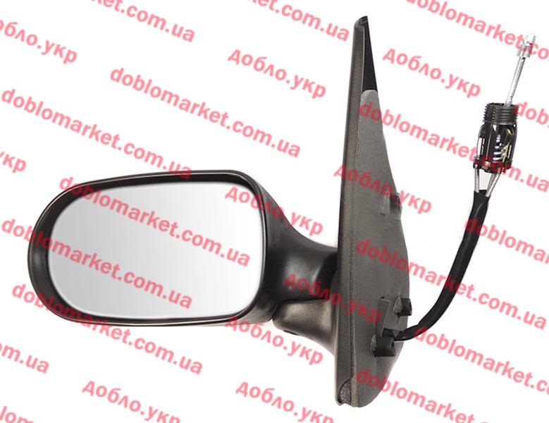 Зеркало левое Albea Siena 2005-2009 (регулировка джойстиком), Арт. E1331, 735362266S, SPJ
