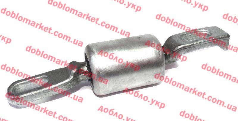 Сайлентблок заднего рычага передний (ушастый, конфетка) Doblo 2009-, Арт. 1049, 51810106, 51930336, OBK