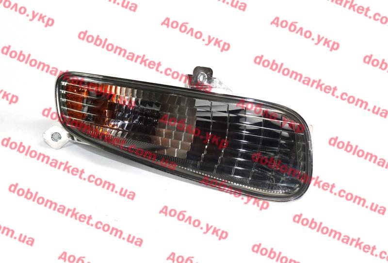Повторитель поворота правый  в бампере PUNTO 2009-, Арт. 51858822, 51858822, FIAT
