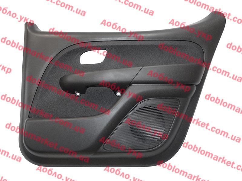 Карта-панель передней двери правая Doblo 2005-2016, Арт. 735470037, 735470037, FIAT