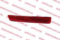 Катафот заднего бампера левый Doblo 2009-, Арт. 51810678, 51810678, FIAT