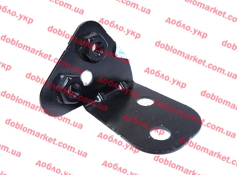 Скоба крепления крыла переднего правая Doblo 2009-, Арт. 51811090, 51811090, FIAT