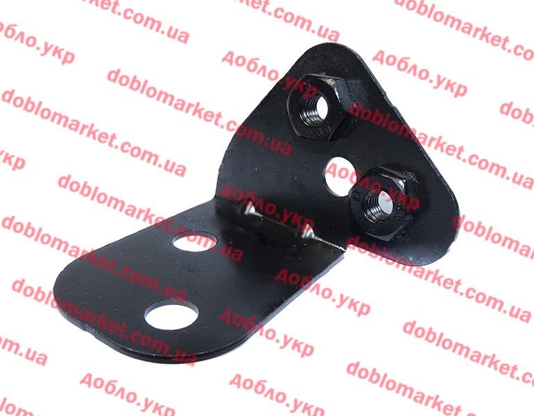 Скоба крепления крыла переднего левая Doblo 2009-, Арт. 51810995, 51810995, FIAT