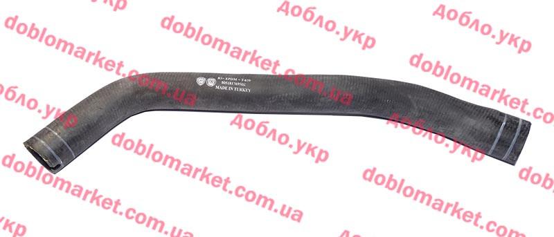 Патрубок охлаждающей жидкости правый (подача) 1.4i (70kw) Doblo 2009-  OPAR, Арт. 51817695, 51817695, FIAT
