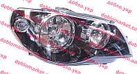Фара правая Albea Siena 2002-2012 (черная), Арт. 20B091G56B, 51773143, TYC