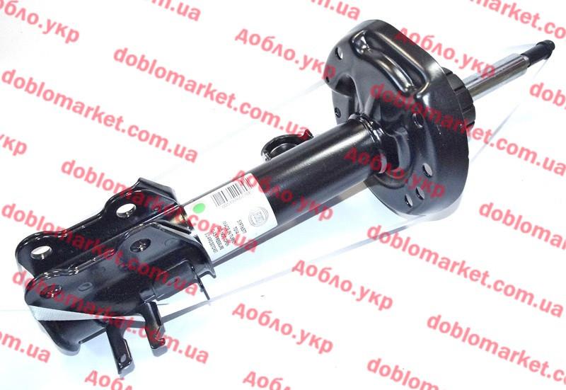 Амортизатор передний правый Doblo 2009-2015, 2015- , Fiorino, Linea 2007- (не усиленный)  OPAR, Арт. 51880841, 51880841, 51976578, 51976580, 51880844,