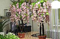 Искусственное растение Глициния Rose 100 см