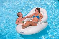 Матрас-кресло для плавания Intex 58862 Comfy Cool Launge (184 х 117 см) КИЕВ