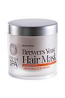 Маска для волос Дрожжи для волос Natura Siberica Fresh Spa Bania Detox 400мл