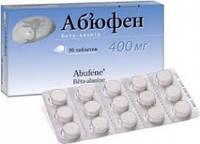 """""""Абьюфен"""" - противоклимактерическое средство,таблетки от приливов (30шт,Франция)"""
