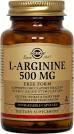 """Солгар """" L-аргинин """"- увеличивает половое влечение как у мужчин, так и у женщин.(50табл,по 500мг)"""