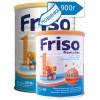 Сухая детская молочная смесь Friso Фрисолак Gold 1 Вес 900 г