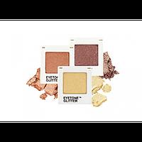 Тени глитерные Tony Moly Eyetone Shadow Glitter G02 Glow Peach - EM04042900