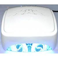 Гибридная лампа LED+CCFL  для ногтей 60W Butterfly