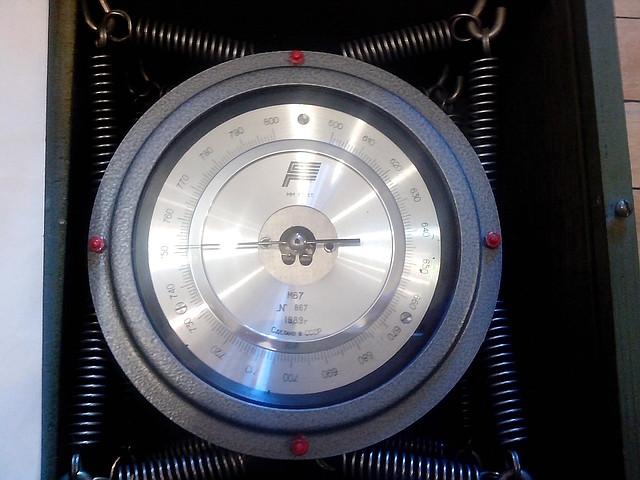 Барометр-анероид контрольный М-67 возможна калибровка  в УкрЦСМ