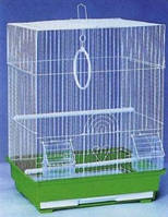 Клетка Золотая Клетка для птиц  35х28*46 А 405