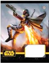 Тетради «STAR WARS - HEROES - Звездные войны» 18 листов, клетка. ТМ Зошит Украины, фото 2