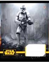 Тетради «STAR WARS - HEROES - Звездные войны» 18 листов, клетка. ТМ Зошит Украины, фото 3