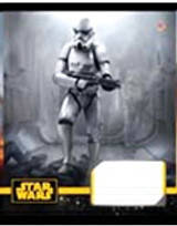 Тетради «STAR WARS - HEROES», 18 листов, клетка, фото 3