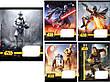 Тетради «Звёздные войны -STAR WARS - HEROES» 18 листов, линия. ТМ Зошит Украины, фото 5