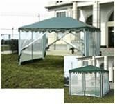 Садовый павильон SG-T3 (3x4 м. )