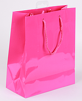 Подарочный пакет средний 18x23x10 DBV