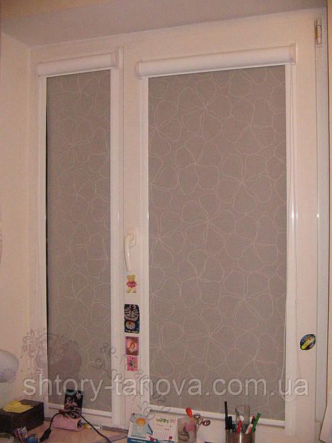 Рулонные шторы или роллеты