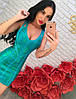 Бандажное платье LUX 5 расцветок, фото 5