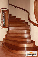 Экслюзивные деревянные лестницы