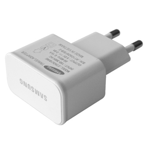 Сетевое зарядное устройство micro USB Samsung 2000 mAh - белый