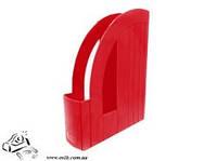 Лоток д/бумаги вертикальный красный 80522