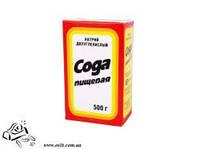 Сода пищевая 500г