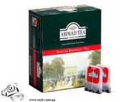 Чай Ахмад ф/п 100штх2г Английский к завтраку