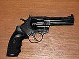Револьвер под патрон флобера ALFA model 441 рукоять пластик, фото 2