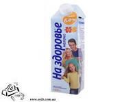 Молоко На здоровье 6,0% 1л