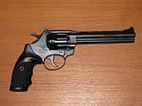 Револьвер под патрон флобера ALFA model 461 рукоять пластик, фото 2