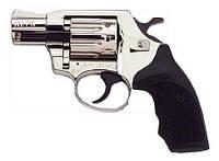 Револьвер под патрон флобера ALFA model 420 (никель, пластик)