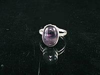 """Кольцо в серебре из аметиста """"Протея"""""""