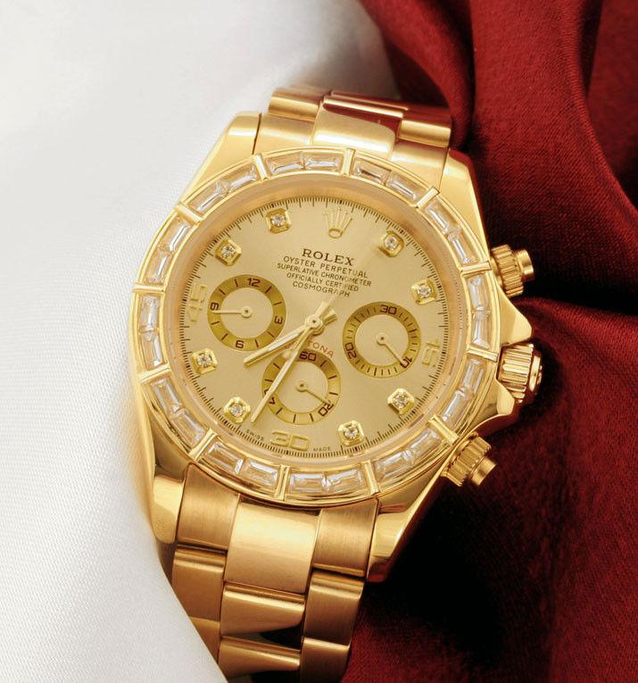 Наручные часы Rolex Daytona Gold (механика)  784 грн. - Наручні ... 3ba4bbbe93382