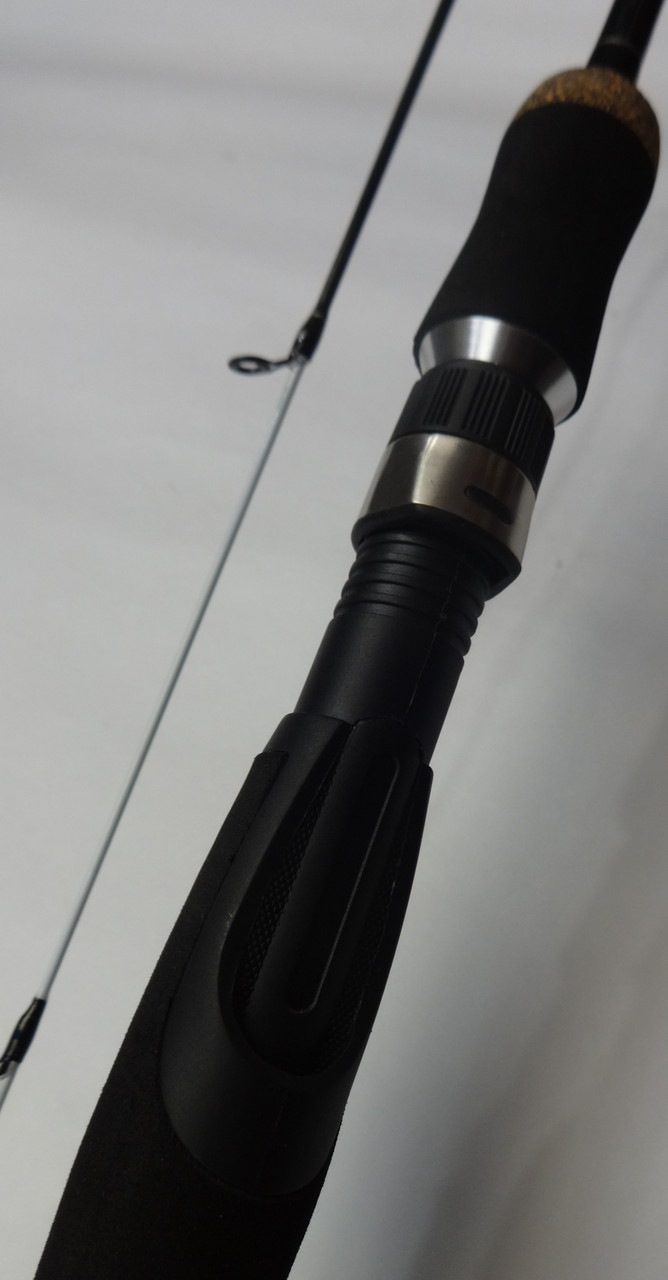 Спиннинг Siweida Gladiator 0-6g 2,01м carbon IM 9, фото 1