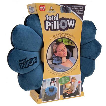 Подушка трансформер для путешествий Тотал Пиллоу (Total Pillow), фото 2