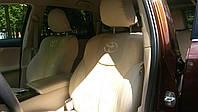 """Модельные чехлы Toyota Venza / Тойота Венза 2009- """"Алькантара"""", фото 1"""
