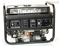 Бензиновий генератор з електростартом Hyundai HHY 3000FE (3 кВт)