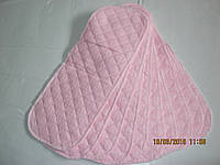 Вкладыш тканевой розовый
