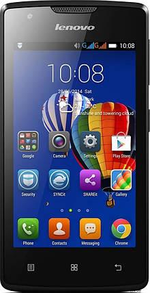 Мобильный телефон Lenovo  A1000 Black, фото 2