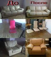 Перетяжка старой мебели, перетяжка мебельной обивки в  Симферополе Крым